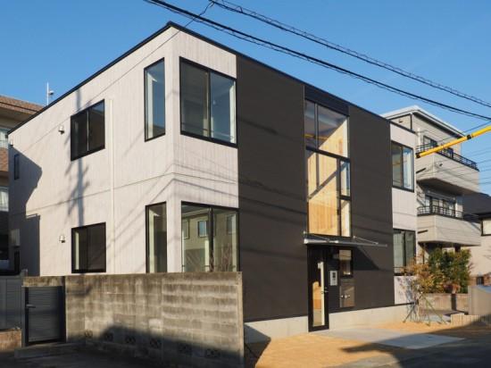 No.083_4(提供:須山建設)CLT外部