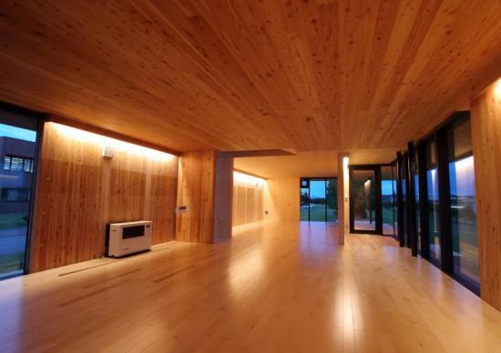 No.117_03_林産試験場CLT性能評価実験棟「Hokkaido CLT Pavilion」_写真撮影:北海道総研・林産試験場