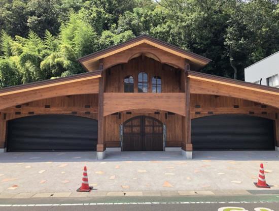 No.122_04_OLD BOY野々口ショールーム_写真提供:(有)片山建築研究所一級建築士事務所