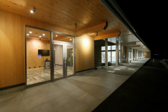 No.125_04_澤田建設 本社キャンパス新築工事_写真提供:澤田建設㈱