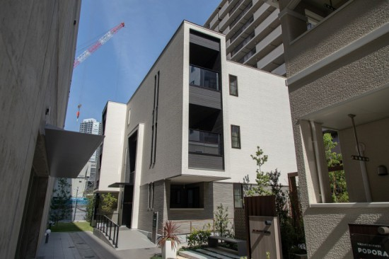 No.132_06_ROOFLAG(ルーフラッグ)賃貸住宅未来展示場_写真提供:大東建託㈱