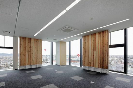 No.142_02_香南市庁舎_写真提供:飛島・四国開発JV
